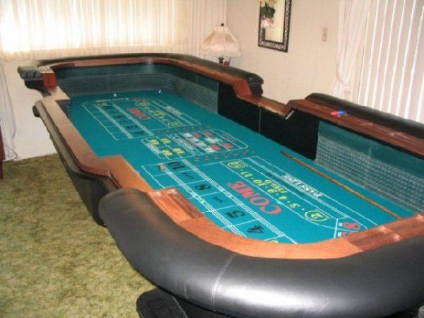 location Table de Craps 1