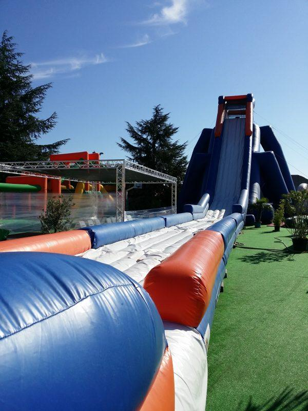 jeu gonflable Toboggan Slide Big Splash